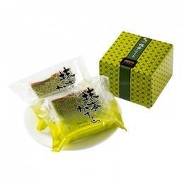 みかど本舗 個包装抹茶カステラ 84g