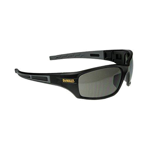 DeWalt - Gafas de seguridad Auger (One size) (Humo)