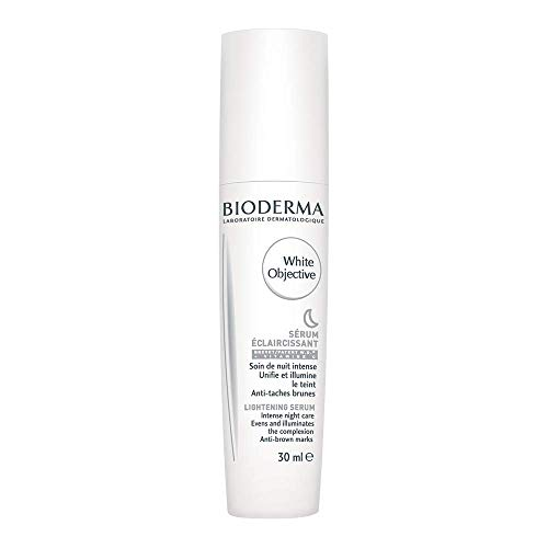 Bioderma - WHITE OBJECTIF - Sérum - Eclaircit, unifie et illumine le teint - Favorise la disparition des tâches brunes et prévient leur apparition - Pour tous types de peaux même sensibles - 30ml