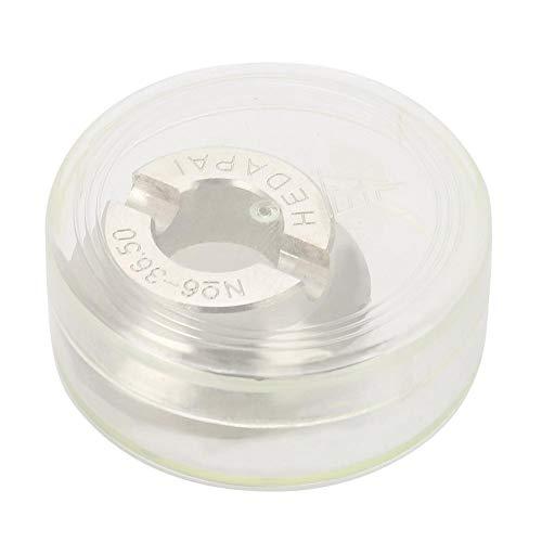 CHICIRIS Apribottiglie per orologi, 36,5 mm Apribottiglie per orologi Strumento di riparazione dell'orologiaio per orologio R-olex/T-udor