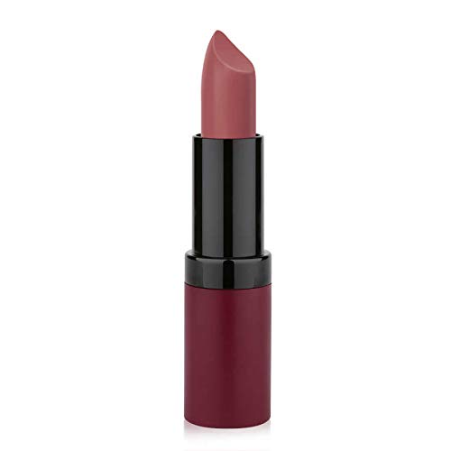 Golden Rose Velvet Matte Lippenstift, 16 coral tree red, 1er Pack