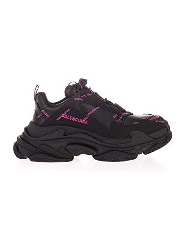 Balenciaga Luxury Fashion Donna 524039W2FA11050 Nero Poliuretano Sneakers | Stagione Permanente