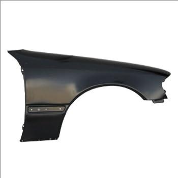 371-36490-02 NI1241122 6311294G35 CarPartsDepot Primered Black Steel Right Front Fender Assembly R//H Passenger Side