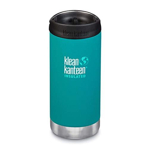 Klean Kanteen Unisex– Erwachsene Kanteen TKWide VI Trinkflasche, Emerald Bay (matt), One Size