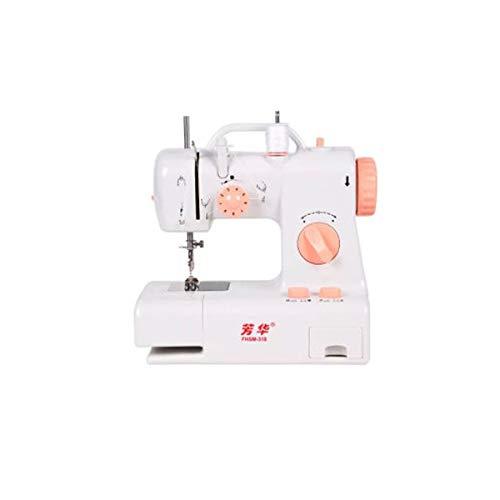 Amazing Deal XIAO Household Electric Sewing Machine, Desktop, Multifunctional Sewing Machine, Eat Th...