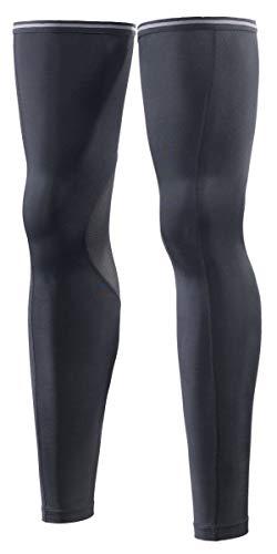 RION Kompressions-Beinstulpen für Herren, zum Radfahren, Laufen, Basketball, Sport