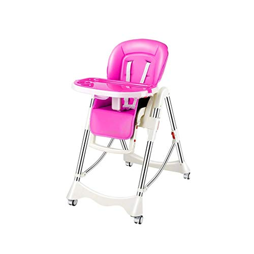 Best Review Of DIAOD Baby Dining Chair,Simple Fold High Chair, Sets Up in Seconds, Easy to Clean a...