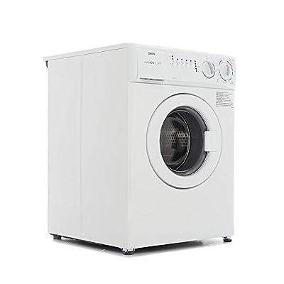 Zanussi ZWC1301 Compact 3kg 1300rpm Freestanding Washing Machine - White
