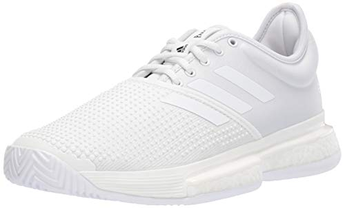 adidas Women's Solecourt Boost X Parley Tennis Shoe