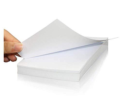 50 hojas de papel fotográfico brillante A4, 180 gramos, Calidad Prémium, compatible con impresoras de inyección de tinta Epson, Brother, HP y Canon, formato A4, 210 x 297 mm