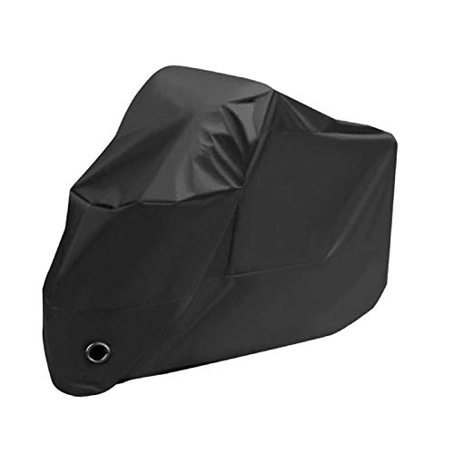 ColdShine Bike Cover 190t Nylon Bicycle Cover For Outdoor Storage Waterproof Bicycle Cover Anti Dust Rain UV Protection Heavy Duty Cover For Mountain Bike And Road Bike