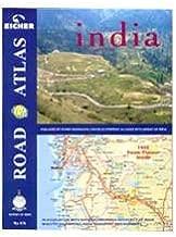 India Road Atlas