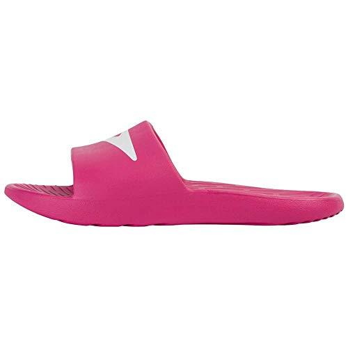 Speedo, Slide Sandal Donna, Rosa, 37
