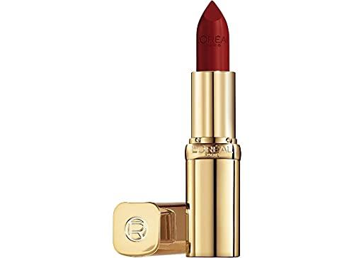 L'Oréal Paris Color Riche Satin Lipstick With Vitamin E 120 Rouge St Germain
