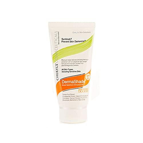 Cheryl's Cosmeceuticals Dermashade SPF 50 – Sunblock Cream – For All Skin Type