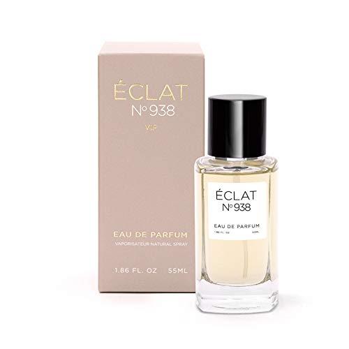ÉCLAT 938 VIP - Safran, Amberholz, Jasmin - Unisex Eau de Parfum 55 ml Spray EDP