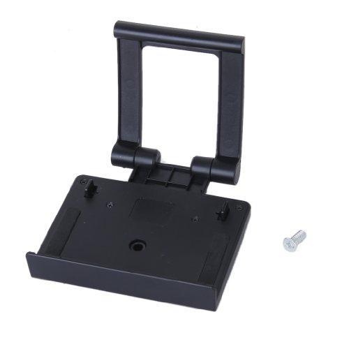 H HILABEE Schwarze Kunststoff Tv Kameramontage Clip Halterung Für Microsoft Xbox Ein