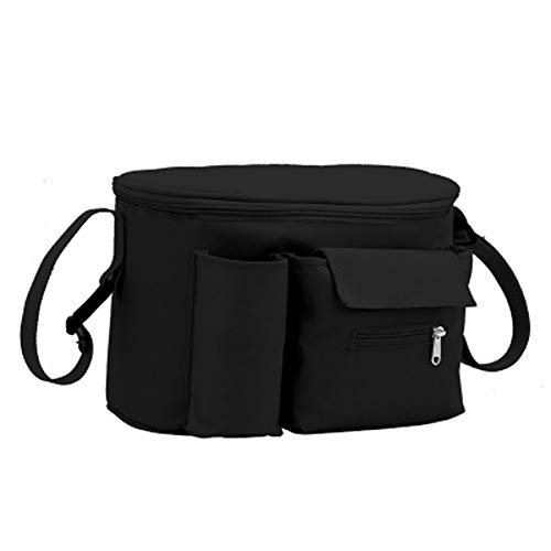 DUCHEN - Bolsa para colgar en la parte superior de la bicicleta, bolsa para el manillar de la bicicleta, soporte para el teléfono de la bicicleta y el soporte de la parte delantera del asiento del coche