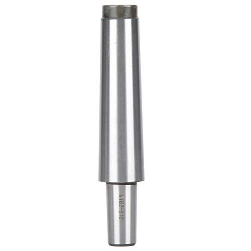 Morseconus boorkophouder, MTB2-B12 adapter voor boorkopadapter, 45# stalen verbindingskop voor boorkop, voor boren, frezen, draaibanken