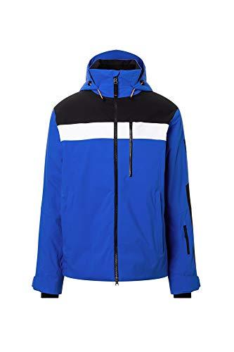 Bogner Fire + Ice Mens Talio-T Blau, Herren Regenjacke, Größe 52 - Farbe Electric Blue