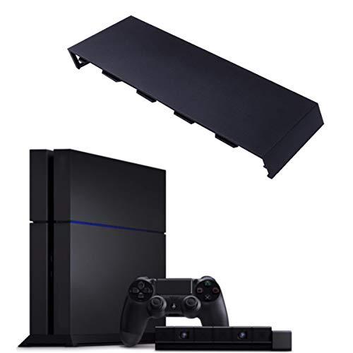 Queen.Y Kolorowa obudowa z zatoką HDD obudowa obudowa z klapką zamiennik dysku twardego obudowa ochronna do konsoli PS4
