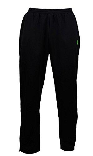 Prince - Pantalón de chándal para Hombre (Talla L), Color Negro