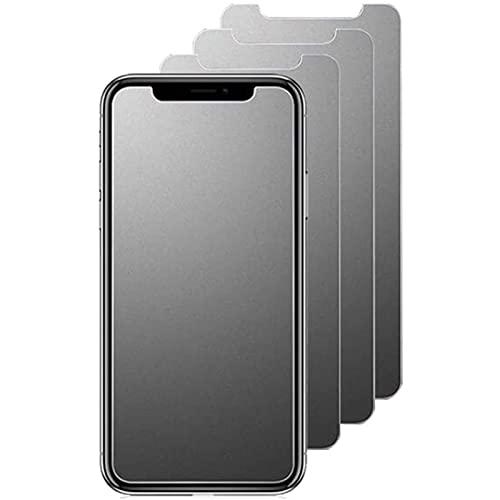 HAIWILL 3 Stück Matt Schutzfolie für iPhone 13 Mini Anti-Fingerabdrück Anti-Reflex Anti-Kratzer...