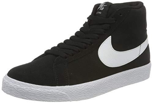 Nike SB Zoom Blazer Mid, Zapatillas de Deporte Unisex Adulto, Negro (Black/White/White/White 002), 42 EU