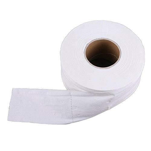 HDOUBR Qualité 2Roll Core Web Top Jumbo Doux Rouleau Papier Toilette Domestique En Bois Natif Papier Toilette Pulpe Papier À Rouler Forte Absorption D'eau-style_B_400g