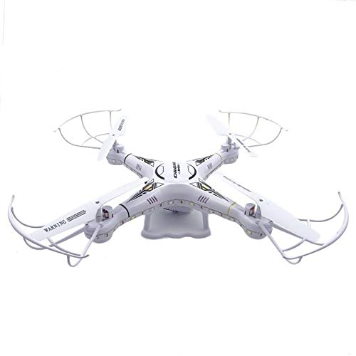 Rayline Funtom RC Drohne R108 Quadrocopter mit WiFi, Fernbedienung 2.4GHz und 720P HD Kamera, 6 Axis Gyroskope