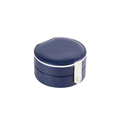 GYDSSH Caja de joyería, diseño de partición, a Prueba de Agua y la Humedad, fácil de Transportar, se Puede Utilizar for joyería
