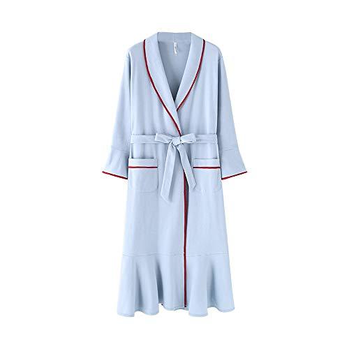 Bata De BañO Personalizada para Damas, Bata Kimono para Mujer, Bata De...