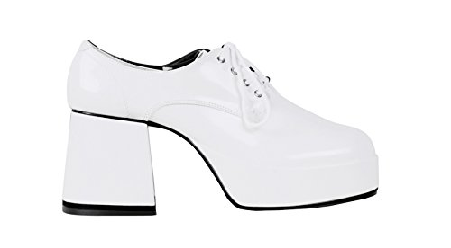 Boland - AC5023/41 - Chaussures boogie blanc taille 41