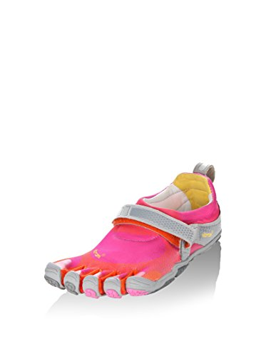 Vibram Five Fingers Bikila 5F/W343MG-41 - Zapatillas de Fitness para Mujer, Color Naranja, Talla 38
