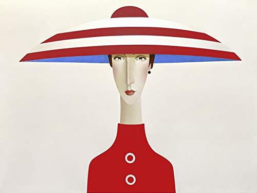 Rougette, Fotokunst, 40 x 30 cm