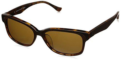 Kenzo KZ3150A Rechteckig Sonnenbrille, KZ3150A03 Brown