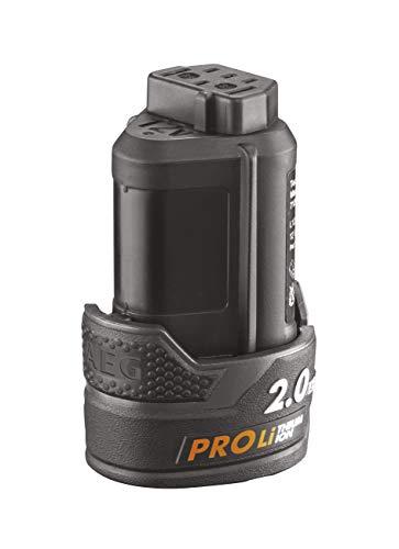 AEG L1220 Akku 2.0 Ah, 12 V, Li-Ion, leistungsstarker Ersatzakku Werkzeuge, ohne Ladegerät-L1220