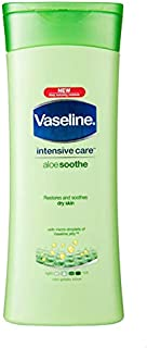 Vaseline Intensive Care AloeSoothe Body Lotion with Aloe Vera - 400 ml