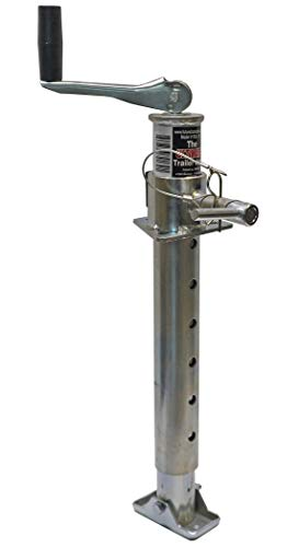 The ULTIMATE Trailer Jack - 2000lbs, Topwind, 28  Lift