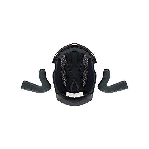 S-LINE - Interior para casco Jet Kyle S770 (talla M), color negro