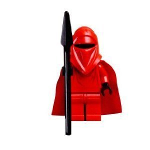 LEGO Star Wars Red Imperial Guard