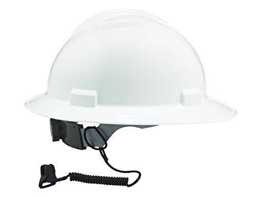 Coiled Lanyard with Clamp End, No Snag Design, Easily Attaches to Hard Hat, Tools, or Small Valuables, Weight Capacity 2lbs, Ergodyne Squids 3158