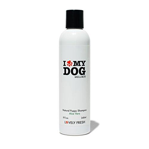 Lovely Fresh 3-In-1 Premium Natural Dog Shampoo