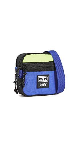 Obey Herren Conditions Traveler Bag III, Black Multi, One Size