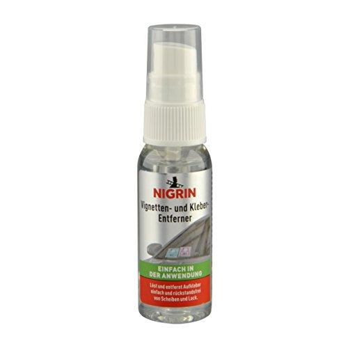 NIGRIN 20036 Vignetten- und Kleber-Entferner 30 ml