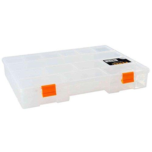 Perel OMRC13 Color blanco caja de herramientas - cajas de he