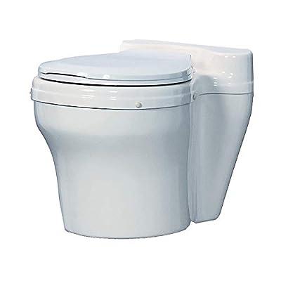 Sun-Mar Dry Toilet Non-Electric Waterless Toilet