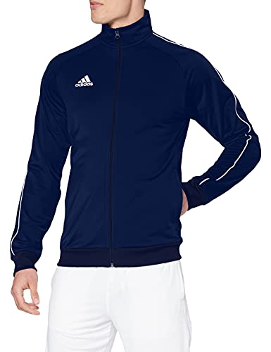 adidas Herren Core18 Pes Jacke, Dark Blue/White, 3XL EU