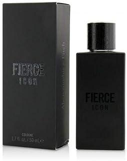 Abercrombie & Fitch Fierce Icon Eau de Cologne Spray, 1.7 Ounce