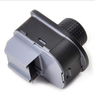 Interruptor de espejo retrovisor-Controlador de coche Interruptor de espejo retrovisor Control de calor de ventana para 4 Bora MK4